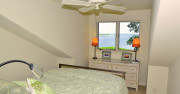 Florida Bedroom View of Harbor